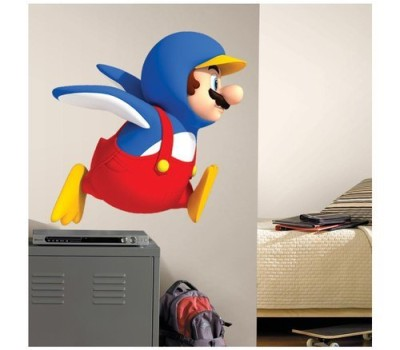 Mario Wall Decals