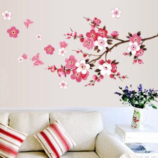 Cherry Blossom Wall Murals