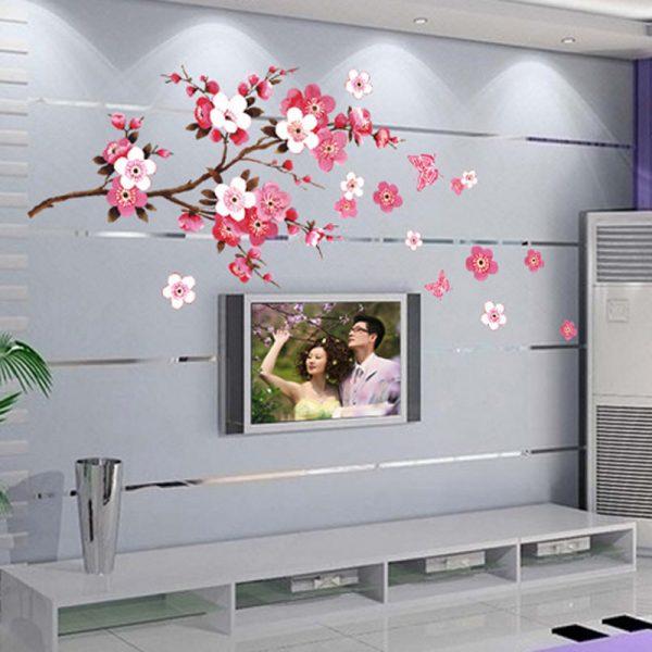 Cherry Blossom background sticker