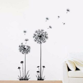 Creative Dandelion Wall Decals