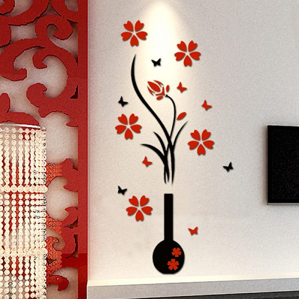 Flower Tree Wall Decals