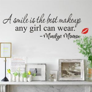 Girl Inspirational Wall Decals