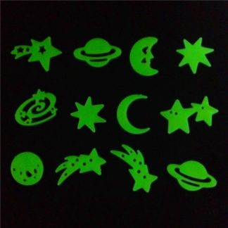 Planets Nursey Wall Decals for Kids