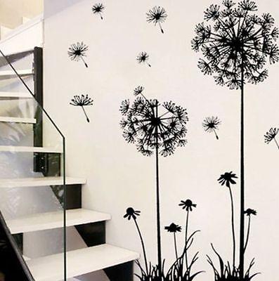 Dandelion Wall Sticker