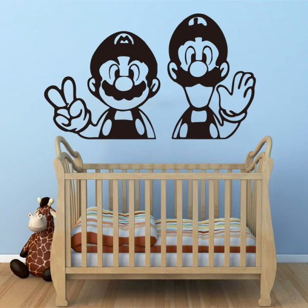Mario Wall Decor