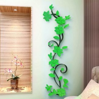 Vase Tree Wall Decals