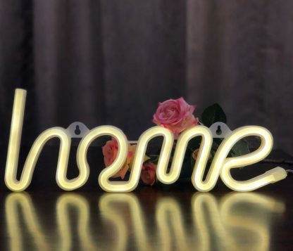 Home Wall Decoration Neon Lights