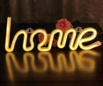 Home Neon Light Decor